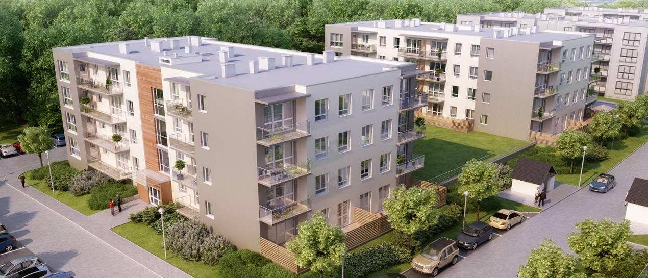 Osiedle Green Home z nowym etapem