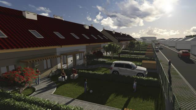 Ogrody Romanów etap III