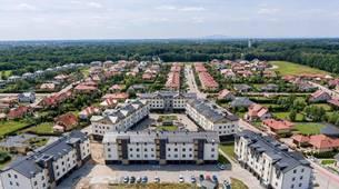 Zdjęcie inwestycji Osiedle Malownicze