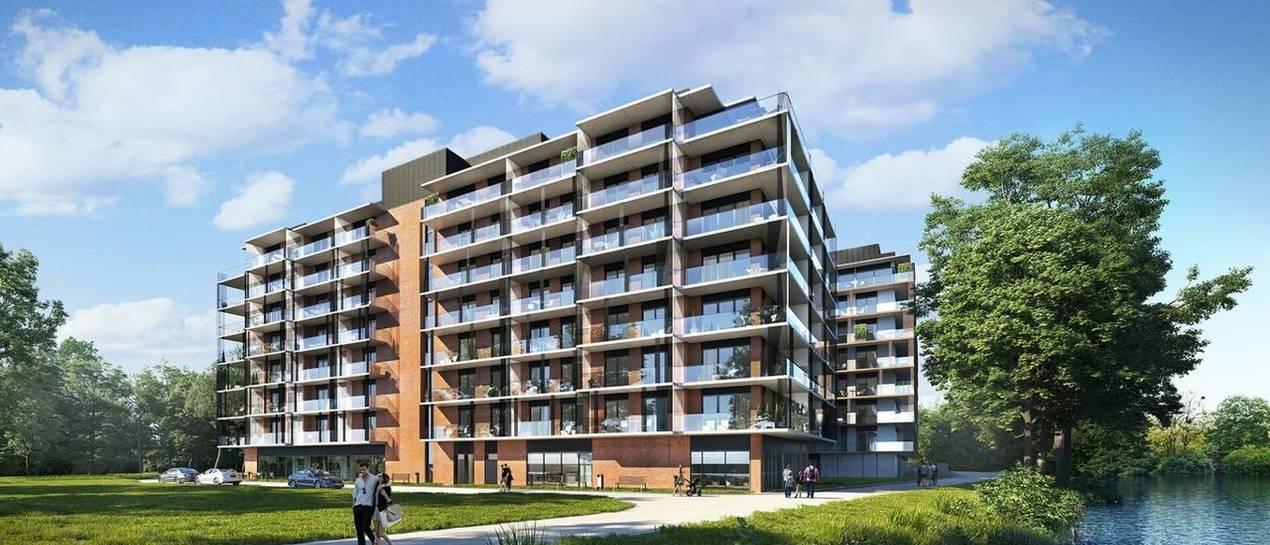 Już ponad 50% mieszkań sprzedanych w II etapie Wyspy Solnej