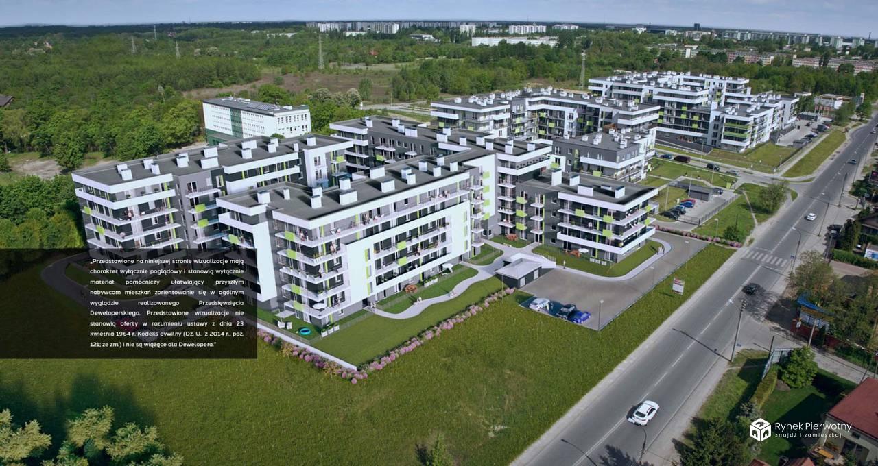 Osiedle Nowe Złotno Etap Iv Nowe Mieszkania Na Sprzedaż