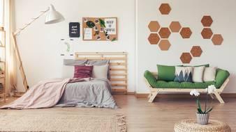 Korek na ścianę i podłogę