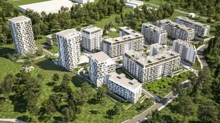 Dzielnica Parkowa etap III
