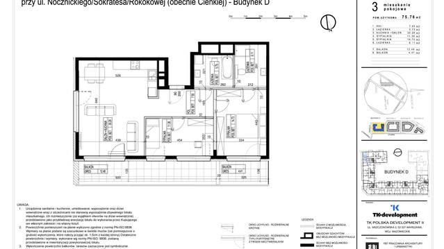 METROBIELANY budynek D, etap 4