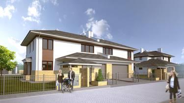 Osiedle Przylesie (domy IV etap)