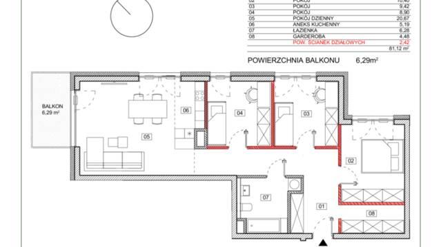 Glivia - Etap II