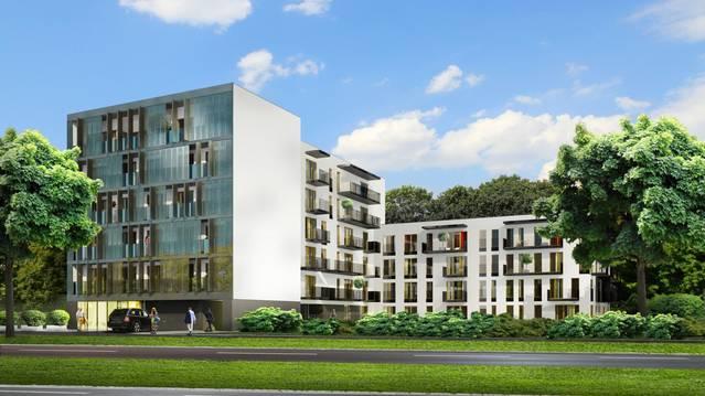 Apartamenty Marymoncka