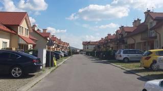 Szeregówka na Krakowskiej
