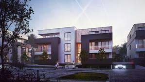 Zdjęcie inwestycji Zielone Katowice