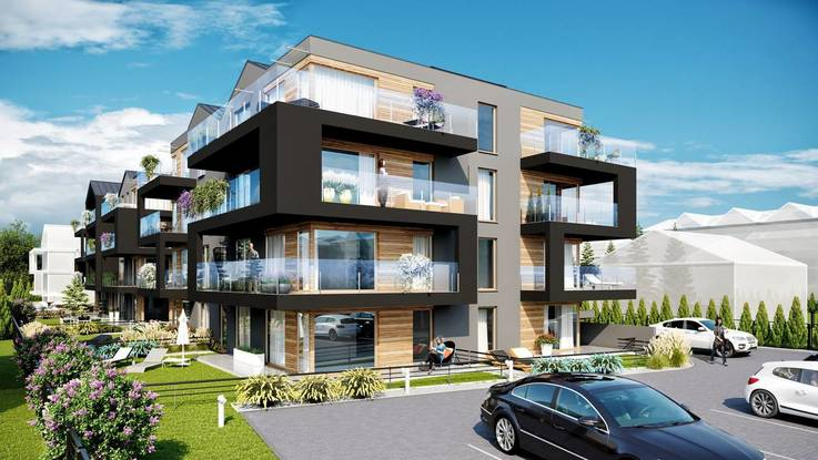 Stawowa Residence etap IV