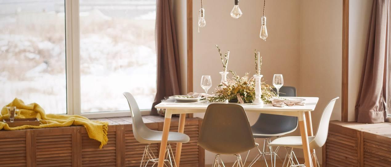 Jak powinny być oświetlone strefy mieszkania ?