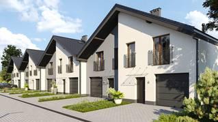 Wilkszyn domy jednorodzinne