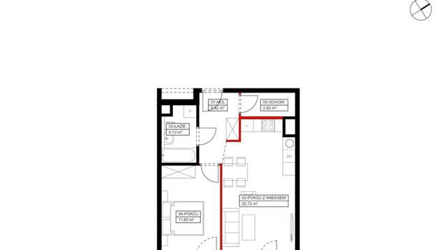 Apartamenty Dmowskiego