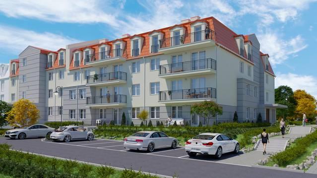 Apartamenty Słoneczne - 3 Etap