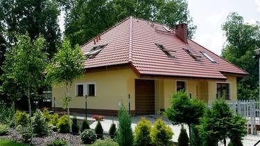 Osiedle domków jednorodzinnych w Kamieniu