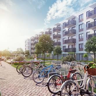 Jutrzenka – nowa inwestycja w skandynawskim stylu