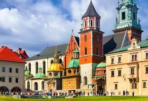 krakowski, Modlnica