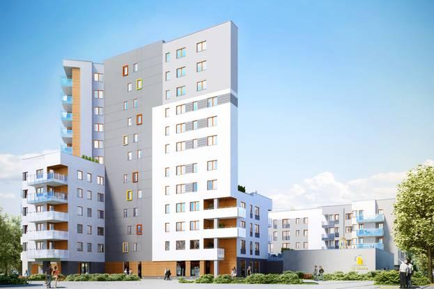Apartamenty na Wspólnej