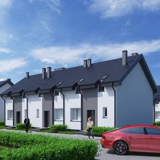 JMR Developer rozpoczął sprzedaż domów w nowej inwestycji Osiedle Miętowe.