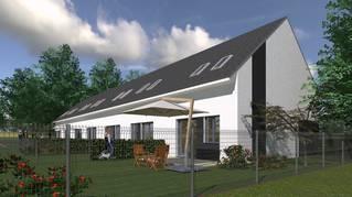 Domy bezczynszowe energooszczędne