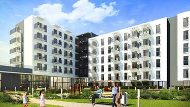Apartamenty Bakalarska