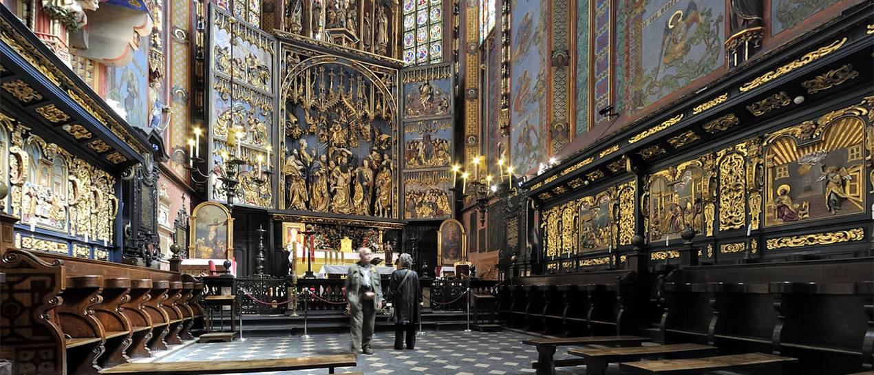 Zabytki architektury sakralnej w Polsce