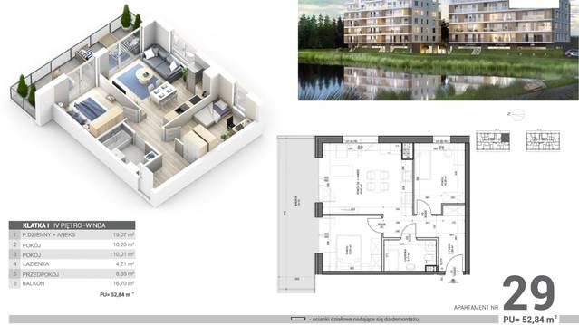 Voda Apartamenty
