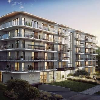 mBank sfinansuje apartamentowiec Piastowska Residence