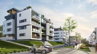 Apartamenty Kaskada etap II