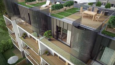 Mieszkania na Sokoła