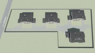 Jazgarzew - domy