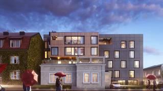 Apartamenty Różana