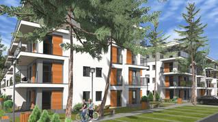 Pobierowo Baltic Apartments