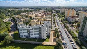 Zdjęcie inwestycji Kamińskiego róg Myśliborskiej
