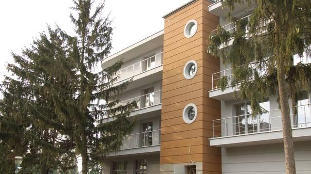 Apartamenty Baczyńskiego