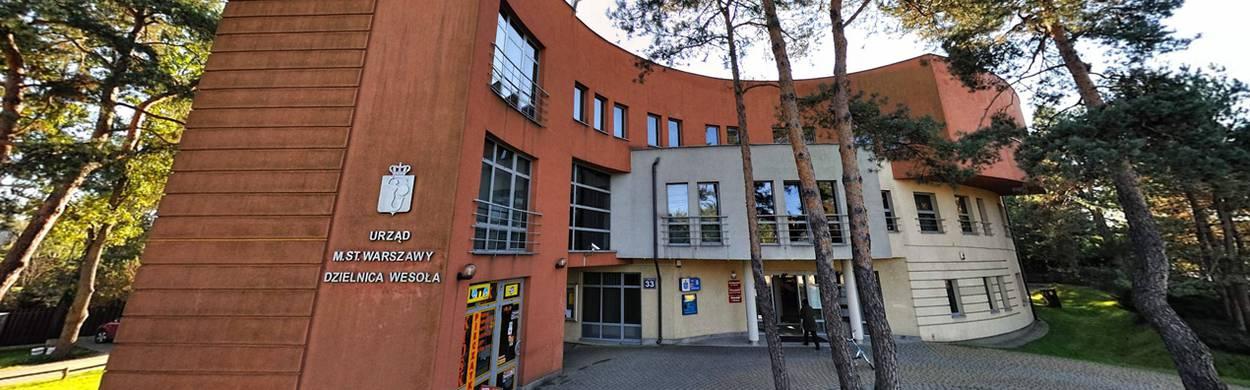 mazowieckie, Warszawa, Wesoła