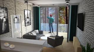 Apartamenty Marina Borki
