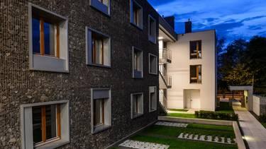 Apartamenty z Ogrodu