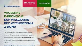 Marvipol jako pierwszy deweloper w Polsce umożliwia  w pełni zdalne podpisywanie umów z klientami