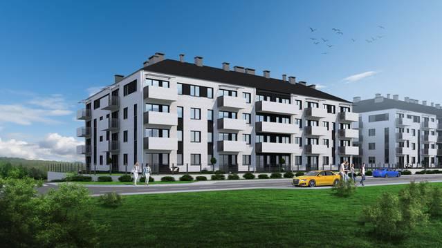 Osiedle Bocianie Gniazdo - Budynek nr I