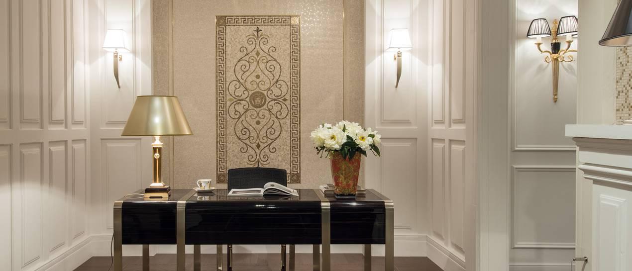 Gianni Versace w aranżacji wnętrz