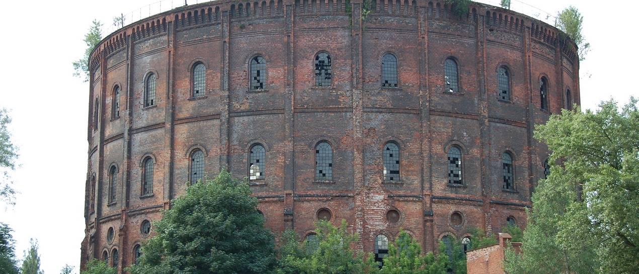 Opuszczone miejsca w Warszawie