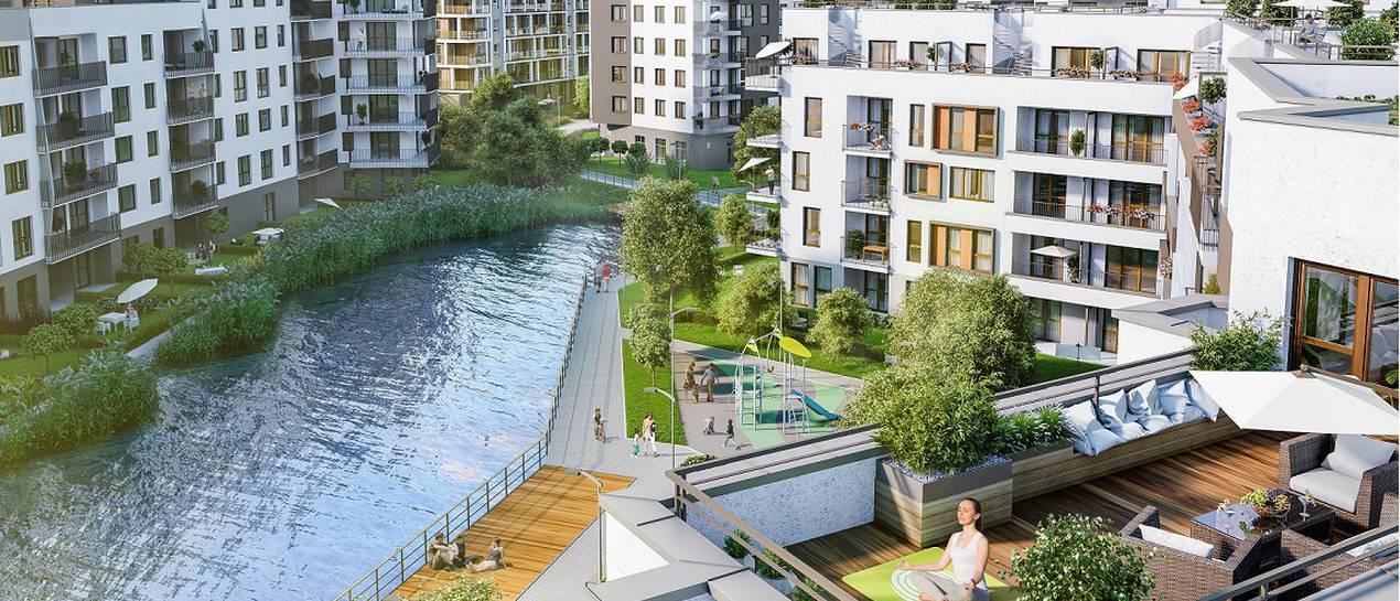 Marvipol rusza ze sprzedażą mieszkań w II etapie Harmony Park