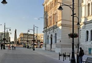 Łódź, Śródmieście