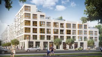 Apartamenty Krasińskiego II
