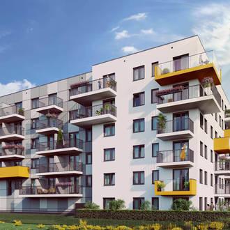 Bouygues Immobilier Polska wyłonił generalnego wykonawcę  Osiedla Morelowa