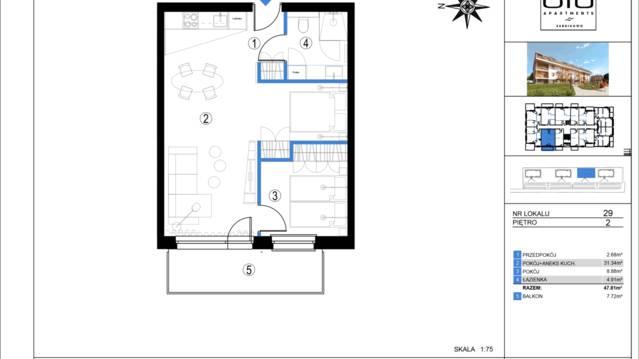 Baltin BLU Aparthotel