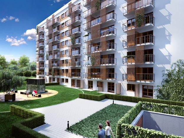 Kaskadowe, strzeliste, przeszklone - czym wyróżniają się nowe inwestycje w Krakowie?
