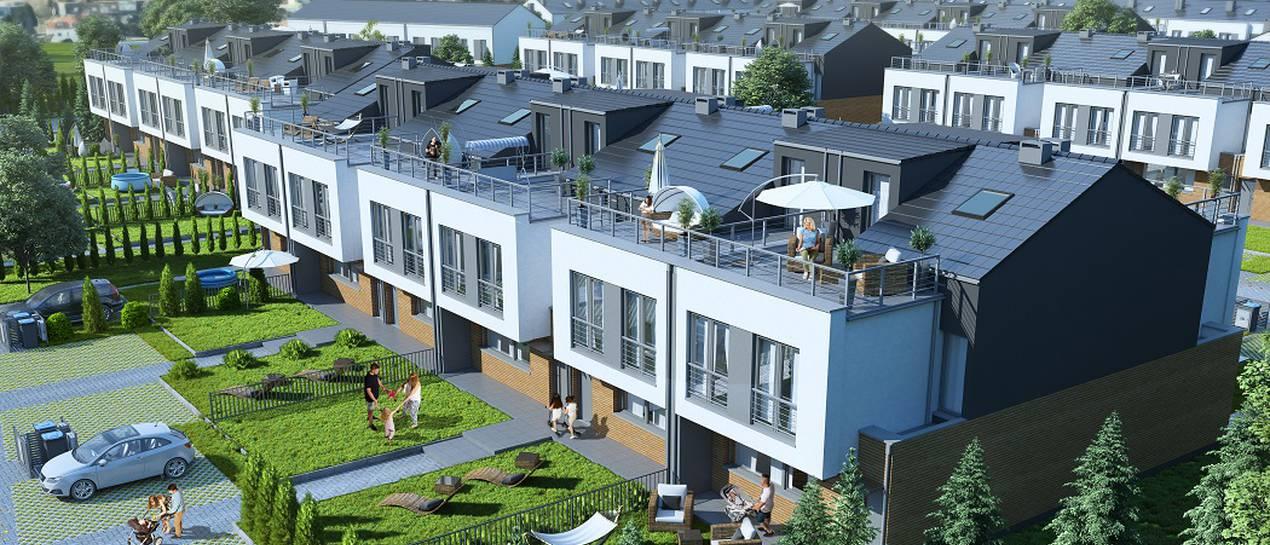 Budowa osiedla Rodzinne Podolany rozpoczęta