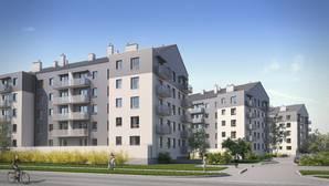 Zdjęcie inwestycji Kolorowe Osiedle II